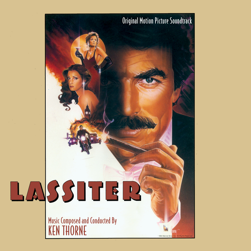 Ken Thorne - Lassiter (Original Soundtrack Recording)