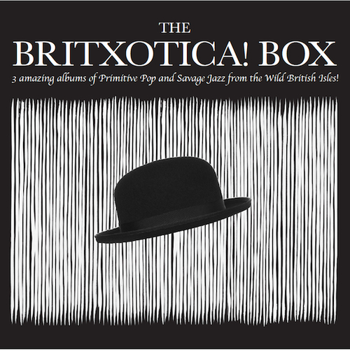 Various Artists - The Britxotica! Box