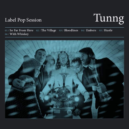 Tunng - Label Pop Session cover