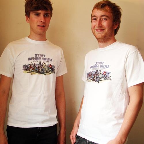 Staff Benda Bilili - Staff Benda Bilili T-shirts