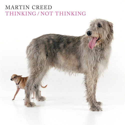 Martin Creed - Thinking / Not Thinking
