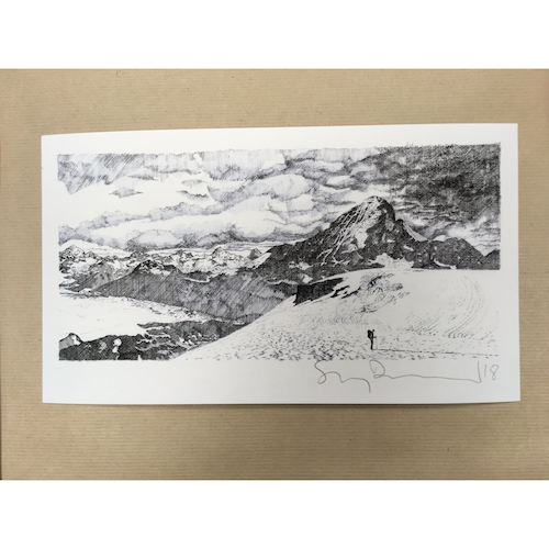 Dente Blanche by Stanley Donwood