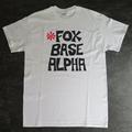 'Foxbase Alpha' Mens White Tee