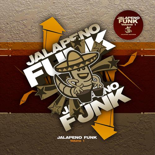 Various Artists - Jalapeno Funk Vol. 1