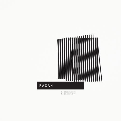 "Racah - Subcutaneous / Crasher Kids 12"" Single (lathe)"