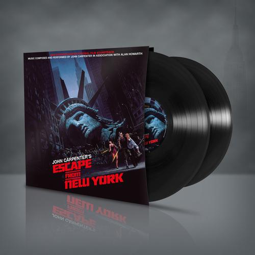 Escape From New York Vinyl