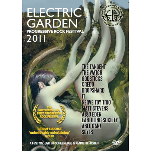 Various Artists - Electric Garden 2011 Progressive Rock Festival