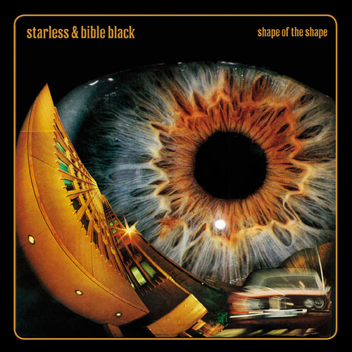Starless & Bible Black - Shape Of The Shape