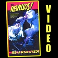 The Revillos - Reanimated VHS Video (NTSC)