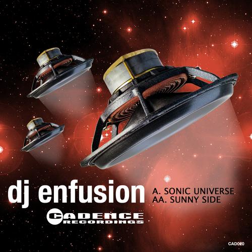 DJ Enfusion - Sonic Universe