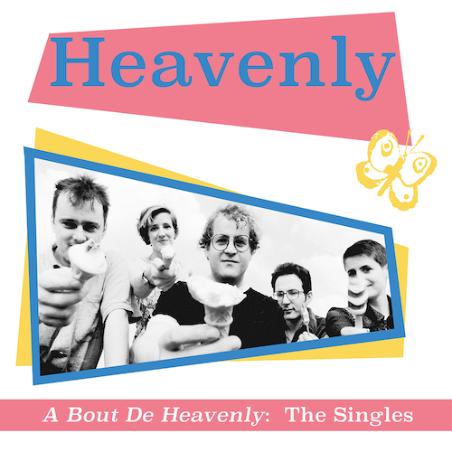 Heavenly - A Bout De Heavenly: The Singles - CD VERSION