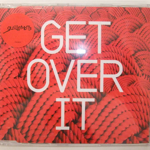 Get Over It CD EP