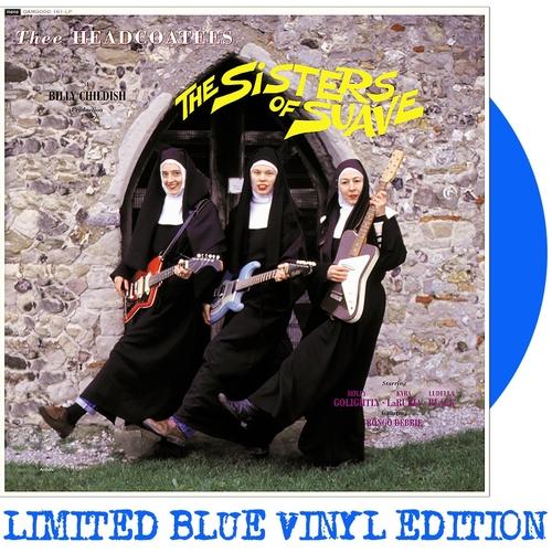 Thee Headcoatees - Thee Headcoatees - Sisters Of Suave LP - BLUE VINYL