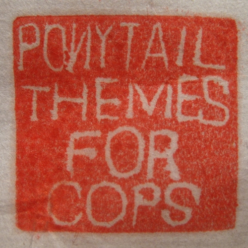 Ponytail - Themes For Cops