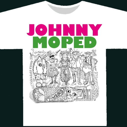 Johnny Moped - Johnny Moped - Catatonic T-Shirt