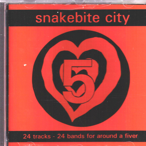 Various Artists - Various - Snakebite City 5 CD