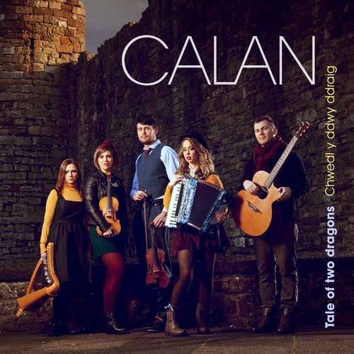 Calan - Tale of Two Dragons / Chwedl y ddwy ddraig