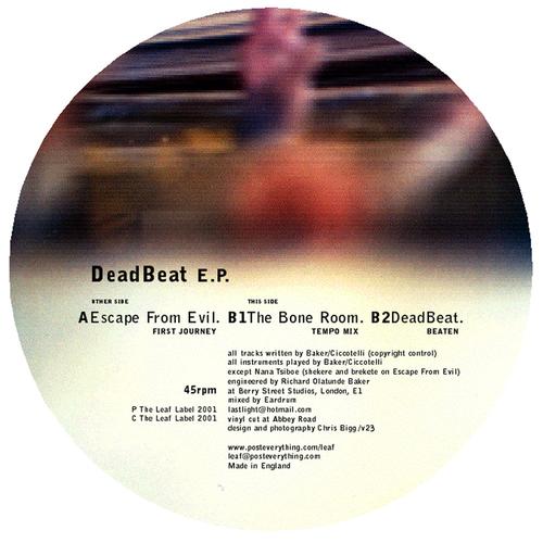 Eardrum - DeadBeat EP