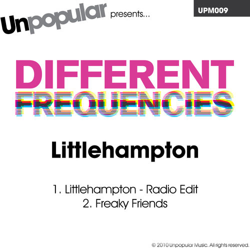 Different Frequencies - Littlehampton