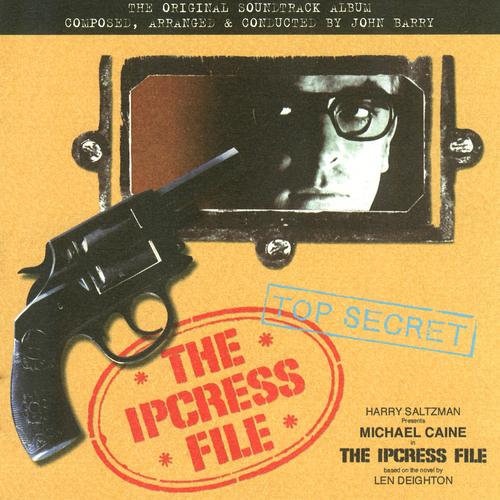 John Barry - The Ipcress File