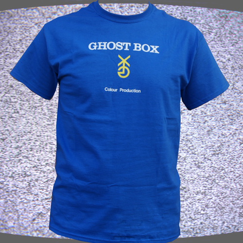 Ghost Box TV Ident T Shirt