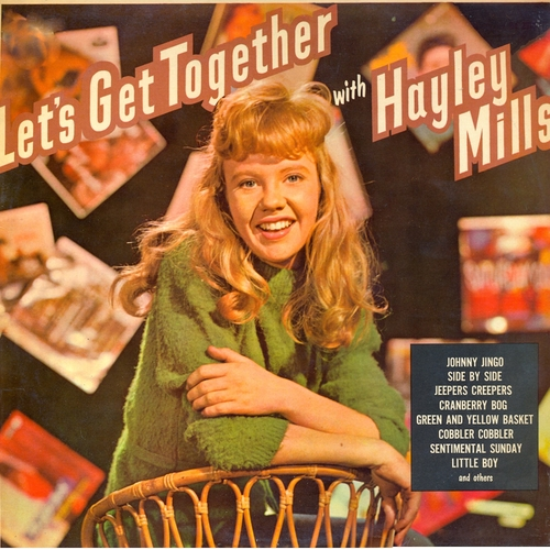 Hayley Mills - Let's Get Together with Hayley Mills (Remastered)