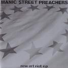 "Manic Street Preachers - New Art Riot 7"""