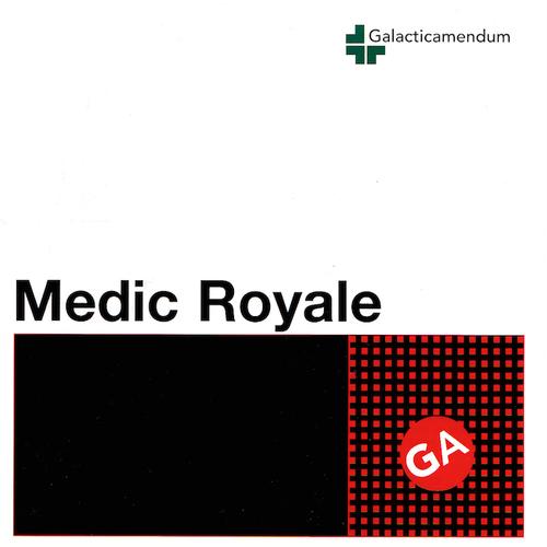 Galacticamendum - Medic Royale (CD)