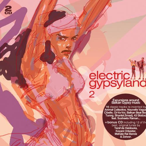 Various Artists - Electric Gypsyland 2