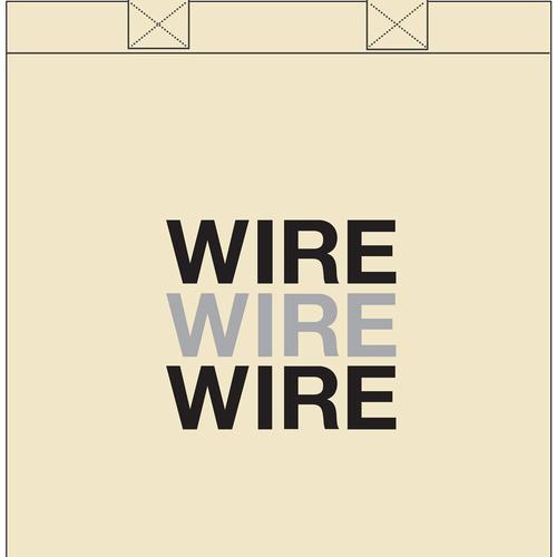 Wire - WIRE tote bag - natural