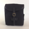 The Classic 7-inch Single Record Hunting Bag - Black