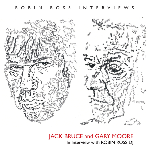 Jack Bruce & Gary Moore - Interview with Robin Ross DJ 1994