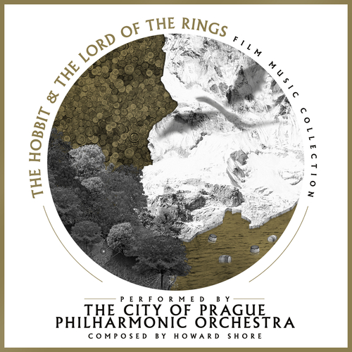 The City of Prague Philharmonic Orchestra - The Hobbit & The Lord of the Rings Film Music Collection