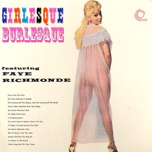 Faye Richmonde - Girlesque Burlesque