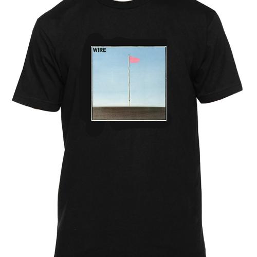 Pink Flag T-shirt
