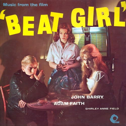 John Barry, Adam Faith & Shirley Anne Field - Beat Girl (Original Motion Picture Soundtrack)