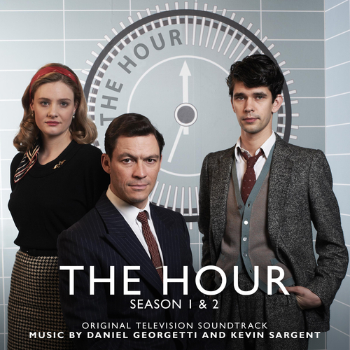 Daniel Giorgetti and Kevin Sargent - The Hour: Season 1 & 2