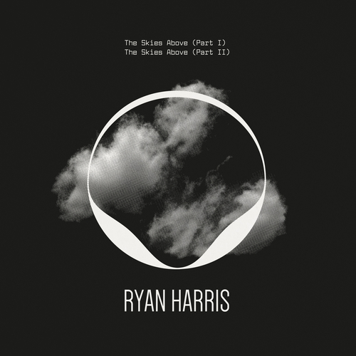 "Ryan Harris - The Skies Above 7"" (lathe)"