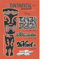THE CONTINENTAL MAGAZINE #20 W/CD