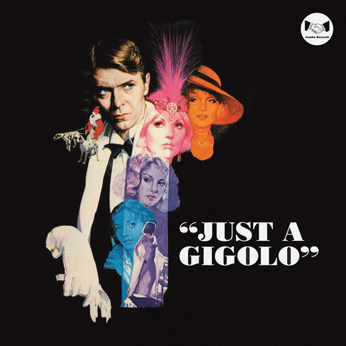 David Bowie, Marlene Deitrich, The Manhatten Transfer, The Pasadena Roof Orchestra - Just a Gigolo