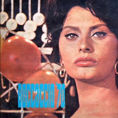 Various Artists - Boccaccio '70 (Original Motion Picture Soundtrack)