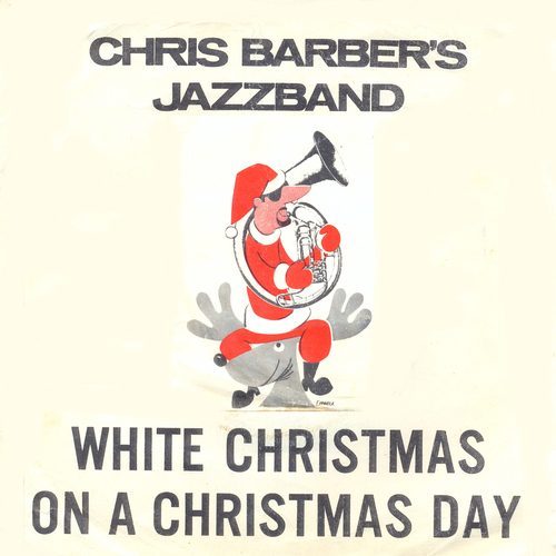 Chris Barber's Jazzband - Chris Barber's White Christmas EP