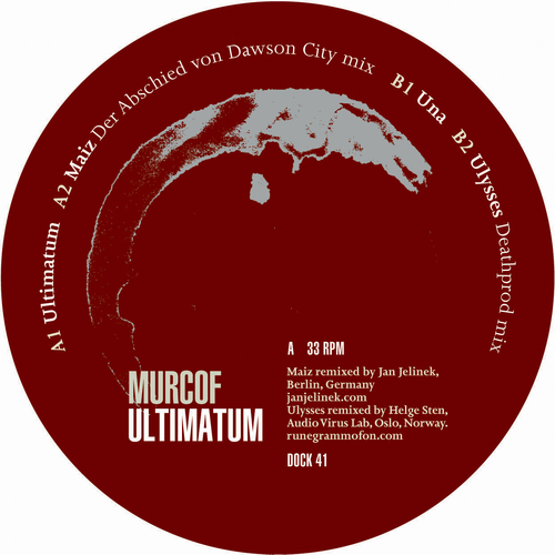 Murcof - Ultimatum