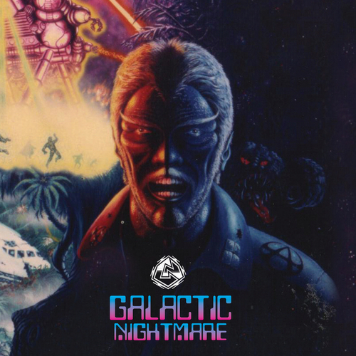 Alan Jefferson - Galactic Nightmare