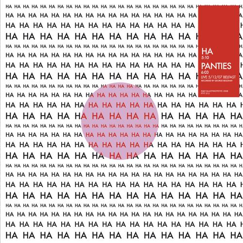 HTRK - Ha / Panties