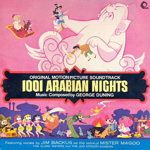 George Dunning - Mr Magoo's 1001 Arabian Nights (Original Soundtrack)