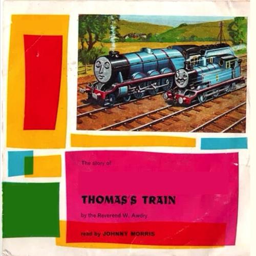 Johnny Morris - Thomas' Train - Read By Johnny Morris (Remastered)