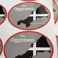 Oggymen Bumper Sticker
