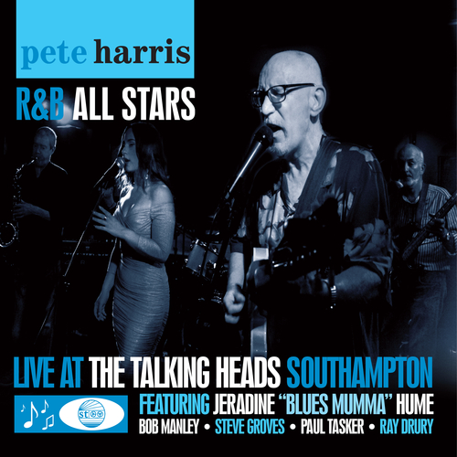 The Pete Harris R&B All Stars - Live At The Talking Heads