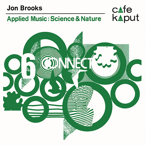 Jon Brooks - Applied Music: Science and Nature LP by Jon Brooks